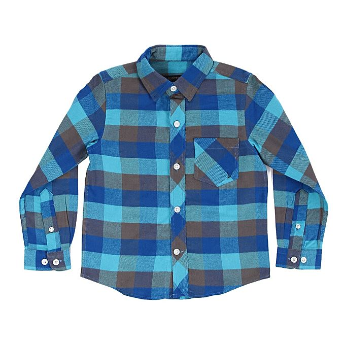 29472df68 Little Wear :: Little Boy :: Shirt :: Concrete Boys Checkered Shirt